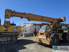 GALION MODEL 150A 4-WHEEL DRIVE RUBBER TIRE HYDRAULIC CRANE, OUTRIGGERS, EXTENDED BOOM **1 Williams