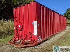 500 BARREL VE ENTERPRISES SINGLE AXLE FRAC TANK TRAILER (220 Blackbrook Rd., Painsville, OH