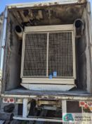750 KW MAGNA I SYNCRONOUS AC DIESEL POWER GENERATOR SET MODEL 882 FDR807400-R500; S/N PH-322-4479,