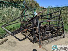 TRUCK LADDER RACKS **38700 Pelton Rd., Willoughby, OH 44094 - John Magnassum: 440-667-9414**