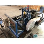 CANAN NATURAL GAS POWERED SKID MOUNTED NATURAL GAS COMPRESSOR; 27-HP KAWASAKI ENGINE, NO TRAILER (
