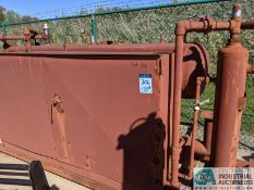 (LOT) ASSORTED SEPARATORS AND PIPING **38700 Pelton Rd., Willoughby, OH 44094 - John Magnassum: