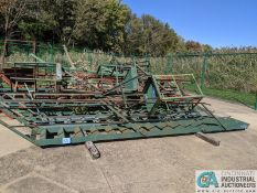 (LOT) ASSORTED STEEL STEPS **38700 Pelton Rd., Willoughby, OH 44094 - John Magnassum: 440-667-