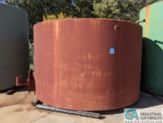 210 BARREL OIL FIELD TANK **38700 Pelton Rd., Willoughby, OH 44094 - John Magnassum: 440-667-9414**