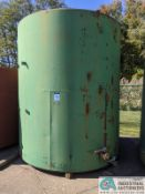 100 BARREL OIL FIELD TANK **38700 Pelton Rd., Willoughby, OH 44094 - John Magnassum: 440-667-9414**