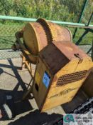 MUELLER ELECTRIC CEMENT MIXER **38700 Pelton Rd., Willoughby, OH 44094 - John Magnassum: 440-667-