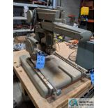 "10"" DELTA - ROCKWELL TABLE TOP RADIAL ARM SAW (8635 East Ave., Mentor, OH 44060 - John Magnasum:"