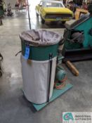 2-HP GRIZZLY PORTABLE DUST COLLECTOR (8635 East Ave., Mentor, OH 44060 - John Magnasum: 440-667-