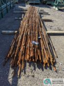 JOINTS (APPROX.) 26' LONG PUMP ROD (220 Blackbrook Rd., Painsville, OH 44077 - Greg Papis: 440-537-