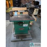 """3-HP GRIZZLY MODEL G1026 SHAPER; S/N 457953, 3"""" SPINDLE TRAVEL (8635 East Ave., Mentor, OH 44060 -"""