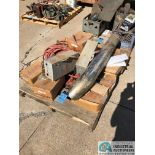 (LOT) SKID OF HARDWARE & ELECTRIC BOXES (8635 East Ave., Mentor, OH 44060 - John Magnasum: 440-667-