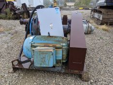 "200 HP NATIONAL PUMP, 10"" DISCHARGE **1 Williams Street, Grand River, OH 44077 - Rick Knapp 440-"