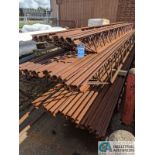 "STEEL TRUSSES; (8) 12"" X 20', (10) 18"" X 23' & (12) 18"" X 22' (8635 East Ave., Mentor, OH 44060 -"
