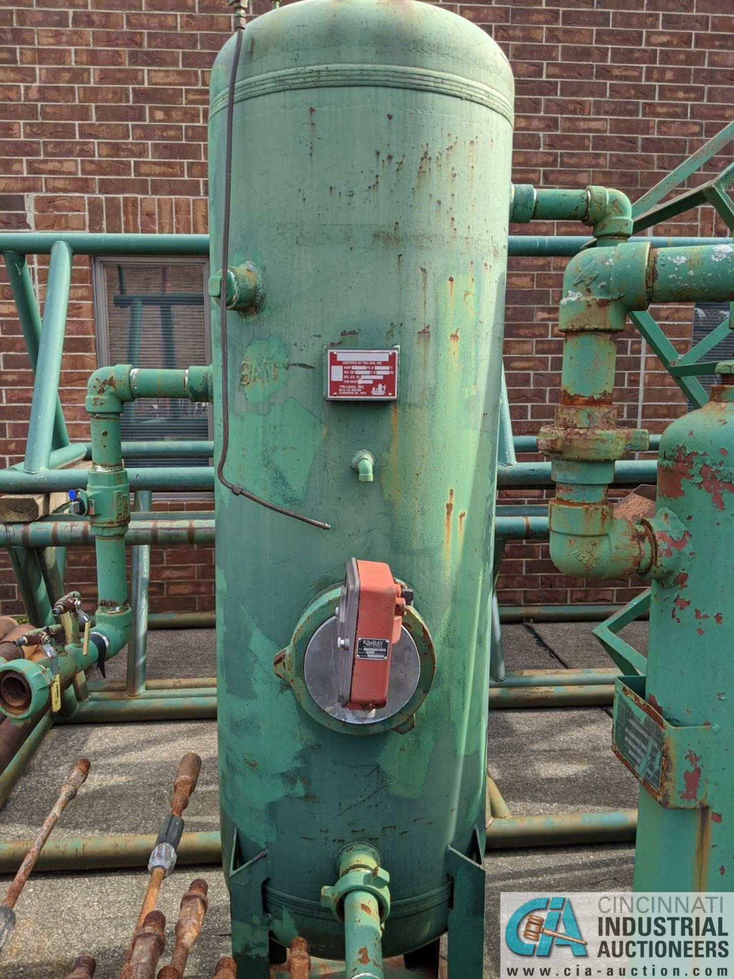 OIL / WATER SEPARATOR (8635 East Ave., Mentor, OH 44060 - John Magnasum: 440-667-9414) - Image 3 of 5