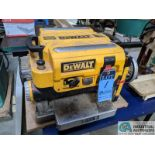 "13"" THICKNESS DEWALT MODEL DW735 PLANER; S/N 2007-52-CTI94585 (8635 East Ave., Mentor, OH 44060 -"