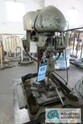 """14"""" DELTA MODEL DP220 BENCH DRILL WITH TAPPING HEAD"""