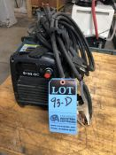 NORSTAR MODEL S160-D STICK WELDER