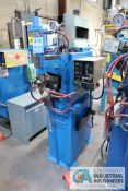 50 KVA TAYLOR-WINFIELD MODEL EB3-8-20 SPOT WELDER; S/N 53794, ENTRON EN1000 CONTROLS, FOOT PEDAL