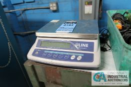 60 LB. CAPACITY U-LINE MODEL H-1651 DRO BENCH SCALE
