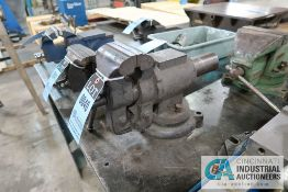 "5"" SWIVEL BASE / SWIVEL HEAD BENCH VISE"