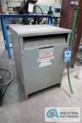 45 KVA SQUARE D THREE-PHASE GENERAL PURPOSE TRANSFORMER