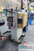 30 KVA TAYLOR-WINFIELD MODEL EBB3-8-30 SPOT WELDER; S/N 080041B, ENTRON EN1000 CONTROLS, FOOT