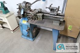 "11"" X 30"" SOUTH BEND GEARED HEAD ENGINE LATHE; S/N 114545"