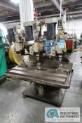 SELFEEDER 3-SPINDLE PRODUCTION DRILL; S/N N/A, ASSET # 112515, SELFEEDER SPINDLE TYPE SN5U, 3.94