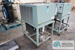 COLD SHOT CHILLER MODEL ACEC-60-E PORTABLE CHILLER; S/N MO22608-1, 1 HP PUMP, R-22 FREON, 460/3