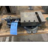"""6"""" SWIVEL BASE MILL VISE WITH 4"""" MILL VISE"""