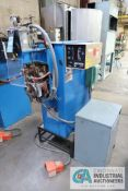30 KVA TAYLOR-WINFIELD MODEL EBB3-8-30 SPOT WELDER; S/N 83268-A, ENTRON EN1000 CONTROLS, FOOT