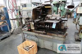 "BROWN AND SHARPE NO. 2 AUTOMATIC SCREW MACHINE; S/N 542-2-4634-1-1/2, 1-1/2"" CAPACITY SPINDLE **"