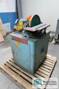 "6"" BELT / 12"" DISC POWERMATIC MODEL 30 CABINET TYPE SANDER / GRINDER **LOADING FEE DUE THE ""ERRA"""