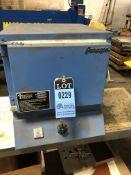 PARAGON MODEL E14A LAB OVEN; S/N 403142, MAX TEMP 2,000 DEGREE
