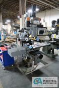 "3 HP CLEVELAND MODEL CNC VERTICAL MILL; S/N N/A, 13"" X 50"" TABLE, CENTROID MODEL M15-5, 3-AXIS"