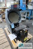 "14"" SCHERR-TUMICO MODEL 20-3500 OPTICAL COMPARATOR; S/N R041703, WITH SCHERR-TUMICO MODEL 20-7000"