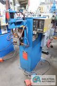 30 KVA TAYLOR-WINFIELD MODEL EBB3-8-30 SPOT WELDER; S/N 950182-B, ENTRON EN1000 CONTROLS **LOADING