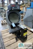 "14"" SCHEER-TUMICO MODEL 20-3500 OPTICAL COMPARATOR; S/N R040701, WITH QUADRA-CHEK III DRO **"