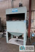 """DUSTEX MODEL CJU400SP EIGHT-FILTER BOTTOM DISCHARGE DUST COLLECTOR **LOADING FEE DUE THE """"ERRA"""""""