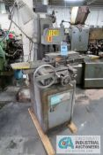 "6"" X 18"" BOYAR-SCHULTZ MODEL H618 HAND FEED SURFACE GRINDER; S/N C-2009 **LOADING FEE DUE THE ""ERRA"""