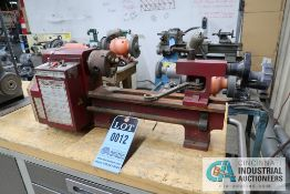 "7"" X 10"" CENTRAL MACHINERY MODEL 33684 BENCH MINI-LATHE"
