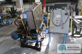 """VOSS BUILT INCLINE PNEUMATIC CUT-OFF PRESS WITH CONTROL PANEL **LOADING FEE DUE THE """"ERRA"""" GRG"""