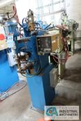 20 KVA TAYLOR-WINFIELD MODEL EB2-8-20 SPOT WELDER; S/N 54707, ENTRON EN1000 CONTROLS, FOOT PEDAL