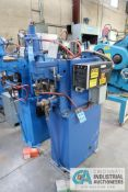 20 KVA TAYLOR-WINFIELD MODEL EB3-8-20 SPOT WELDER; S/N 69739, TECHNITRON MCS2109-SS300P, FOOT