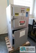 KH HUPPERT STYLE CK131516 TYPE CK ELECTRIC HEAT TREAT OVEN; S/N 128, 220 SPH VOLTS, 6.5 KW AMPS, 13""
