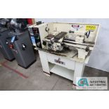 """9"""" X 20"""" JET MODEL BD-920W BELT DRIVE BENCH LATHE; S/N 13012410, WITH JET MODEL S-92ON STAND"""