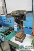 """8"""" CENTRAL MACHINERY BENCH DRILL"""