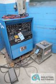 300 AMP MILLER AEROWAVE CC-AC/DC HYBRID ARC WELDING POWER SOURCE; S/N LE450886, WITH WELD CRAFT