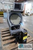 "14"" SCHEER-TUMICO MODEL 20-3500 OPTICAL COMPARATOR; S/N R041706, WITH QUADRA-CHEK III DRO **"