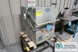 CRESS MODEL C-1228TC2 ELECTRIC FURNACE; S/N 8607, 230 VOLTS, 25 AMP, 3-PHASE **LOADING FEE DUE